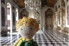 Der kleine Prinz in Neues Palais - Potsdam